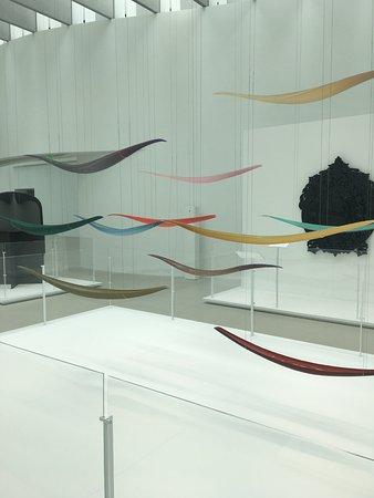 Corning, نيويورك: Art exhibit