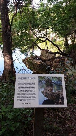 Live Oak, FL: Balance Rock Trail at Suwannee River State Park