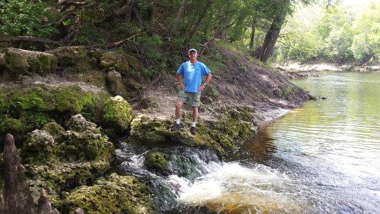 Live Oak, FL: Little Gem Spring at Suwannee River State Park