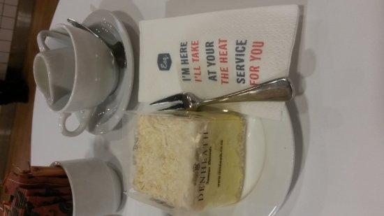 Manukau, Nova Zelândia: Good choice of tea
