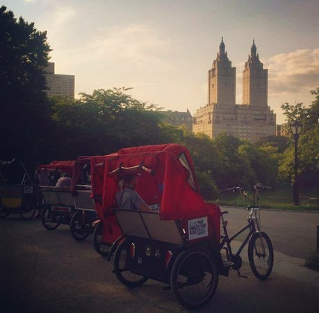 Abbas New York Pedicabs