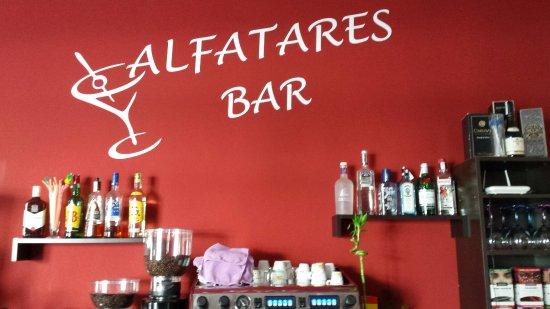Ondara, Hiszpania: La barra