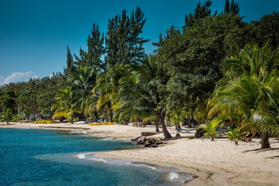 Turtle Inn: Idyllic setting on the Caribbean Sea
