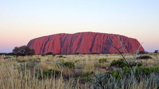 Yulara, Australia: Everyone has this picture.