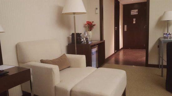 Hotel Tryp Buenos Aires: Habitacion