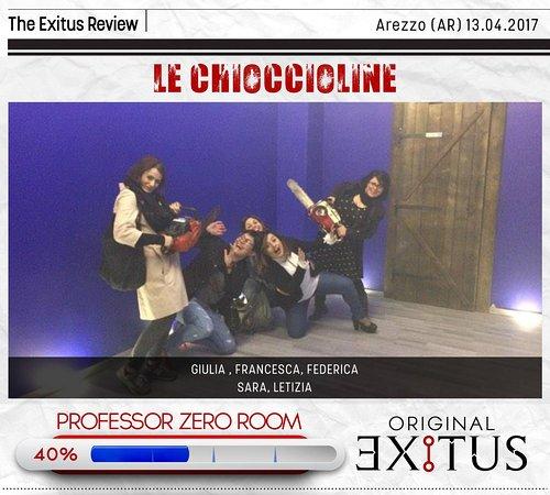 Escape Room Exitus - Arezzo