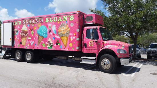 Sloan's Ice Cream: Traveling with the Best