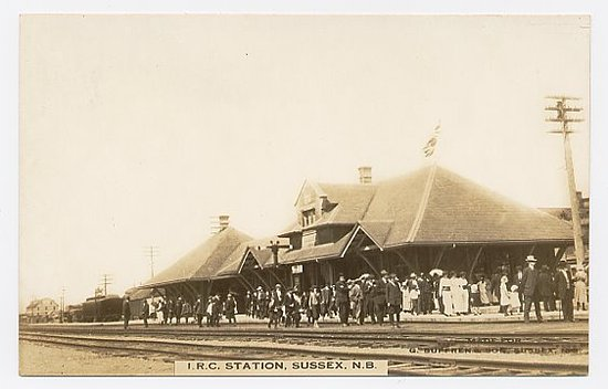 8th Hussars Museum Sussex New Brunswick Old Train Station