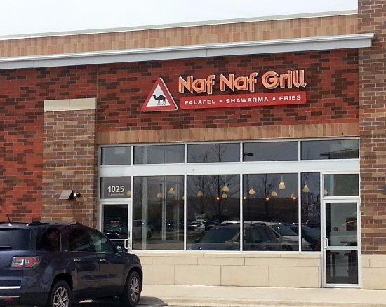 Naf Grill