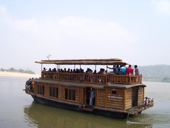 Sai Krishna Godavari Boat Travels - Day Tours: Boat