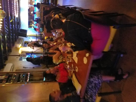 The Pickled Onion : Evening meal and dancing