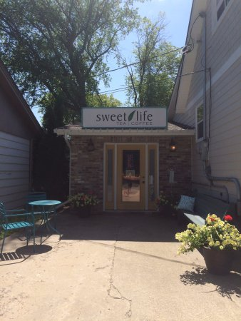 Steinbach, Kanada: Sweet Life Tea and Coffee Shop