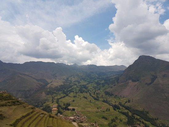 Cusco Region, بيرو: Hermoso paisaje del valle!