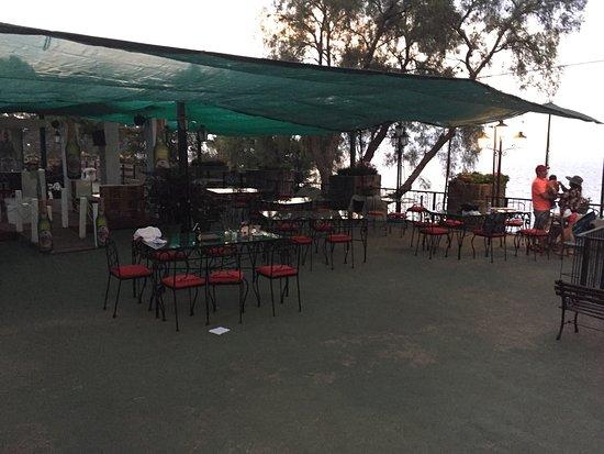 Hotel Posada de Don Rodrigo Panajachel: Area de piscina en Posada de don Rodrigo