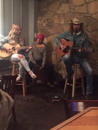 Chickamauga, Geórgia: Great live music