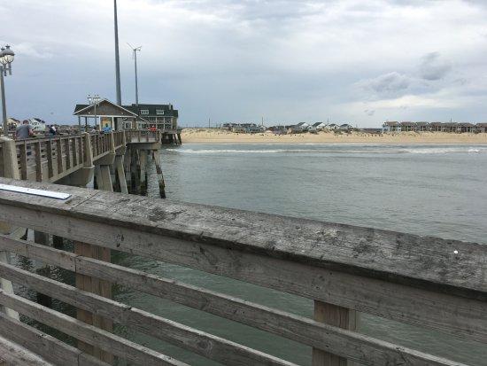 View picture of jennette 39 s pier nags head tripadvisor for Jennette s fishing pier