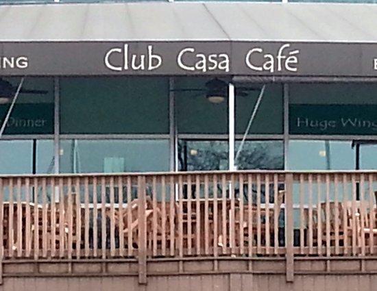 Golf Center: the restaurant on premises