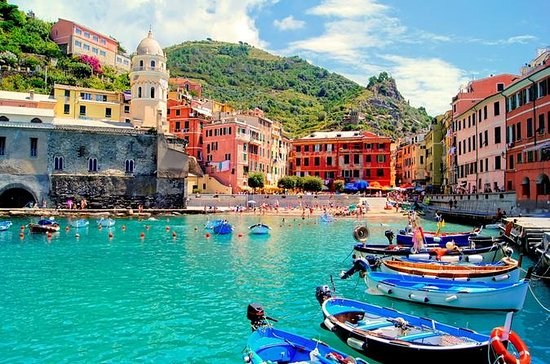 Siena to Cinque Terre and Portovenere Full-Day Trip with Guide