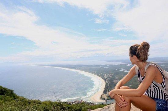 Rio de Janeiro West Beaches and  Telegrafo Hiking Tour