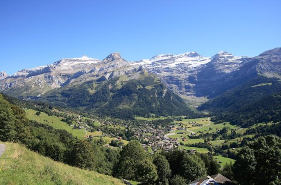 Full-Day Trip to Diablerets from...