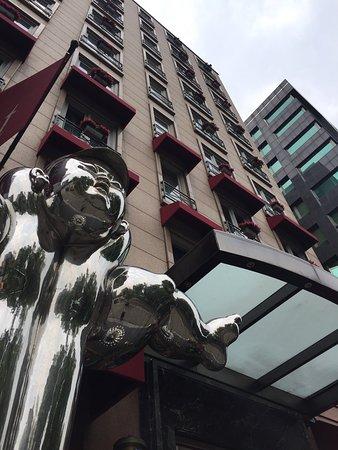 Hotel Eclat Taipei: photo1.jpg