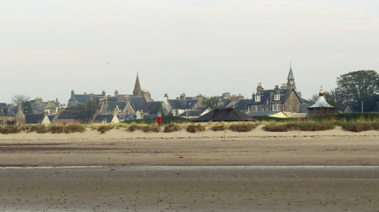 Nairn, UK: views of the town