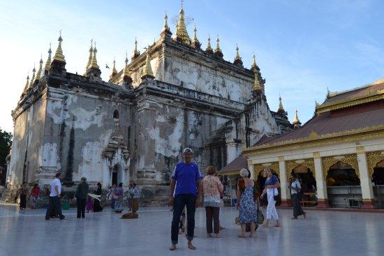 Manuha Temple: Muy antiguo