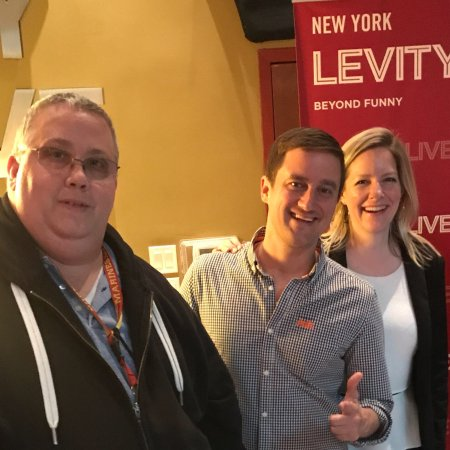 West Nyack, NY: Levity Live Comedy Club
