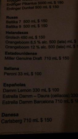 Nueva Helvecia, Uruguay: Cerveceria Suiza