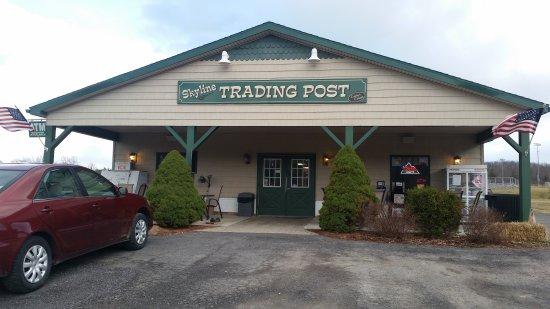 Penn Yan, NY: Skyline Trading Post