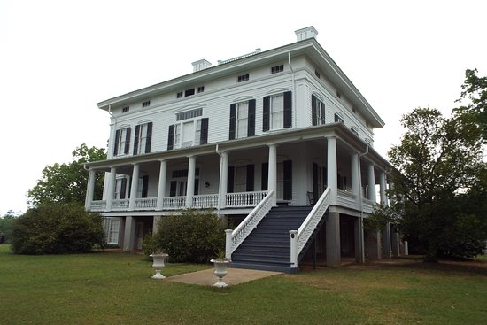 Redcliffe Plantation State: Grand!