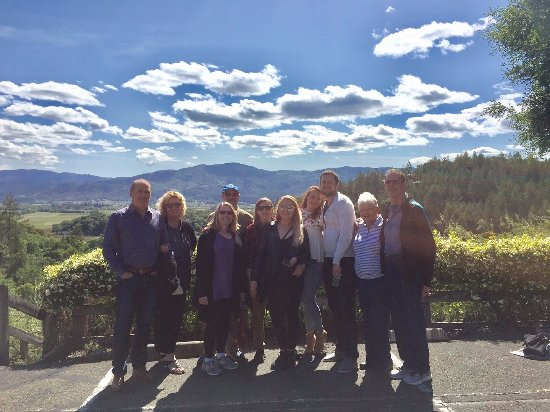 Napa Valley Tours & Transportation: Smith and Schmids on Wine Tour in Napa Valley