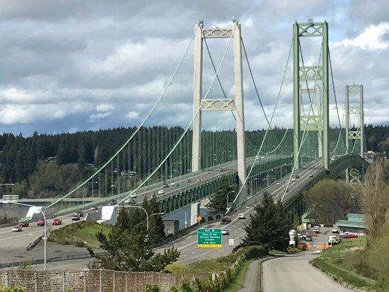 Tacoma Bridges WA