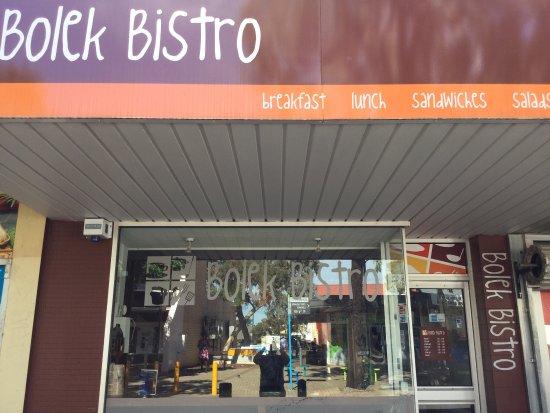 Salisbury, Australia: Bolek Bistro