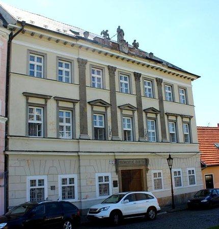 Szajbelyovsky house