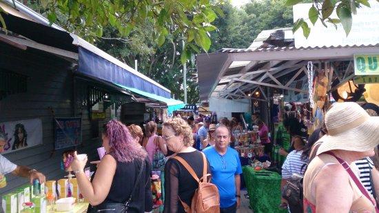 Eumundi, Australia: Eummundi markets