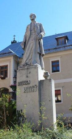 Memorial of A. Kmet