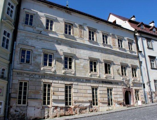 Rubigallovský house