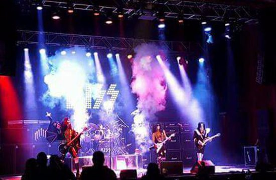 Sherman Theater: KISS tribute band 11/2016