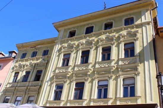 Neo-Renaissance bourgeois house (A. Kmeťa 14)