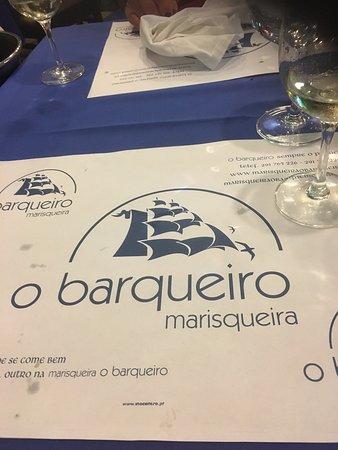 Marisqueira O Barqueiro: photo2.jpg