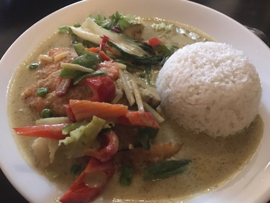 Amazing thai food picture of the junction redhill for Amazing thai cuisine