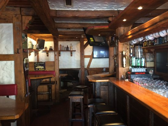 Oberkirch, Allemagne : Theke