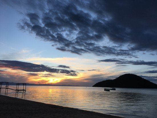 Cape Maclear, Malawi: The view from Thumbi