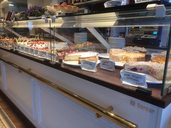 Bad Rothenfelde, Tyskland: Auswahl am Ostern, fantastisch!🐣