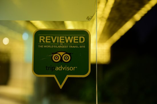 Siddharth Palace Hotel: Review Sticker