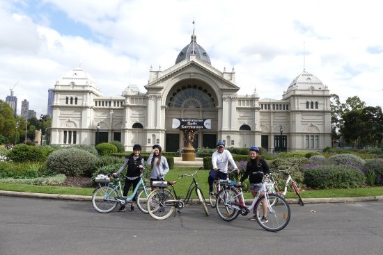 ‪Bike Tours Melbourne‬