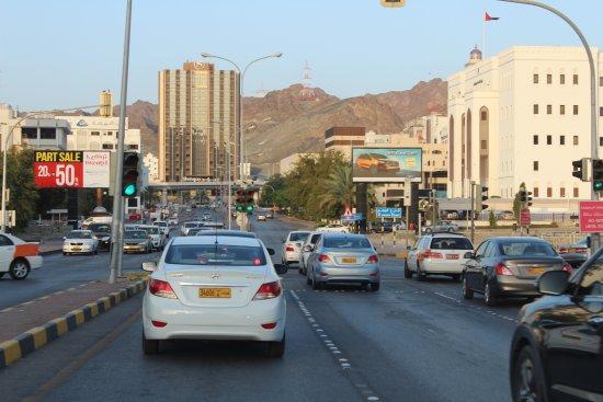 Муттрах, Оман: Muscat City