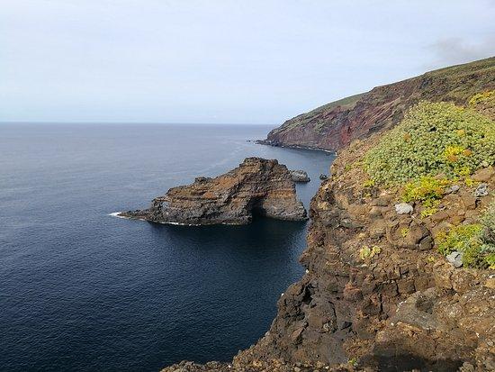 Mirador Puerto de Garafia