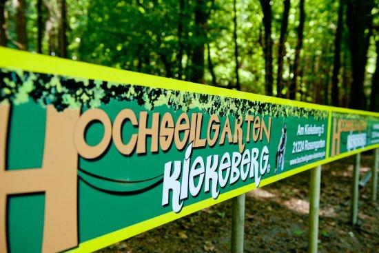 Rosengarten, Γερμανία: Hochseilklettergarten